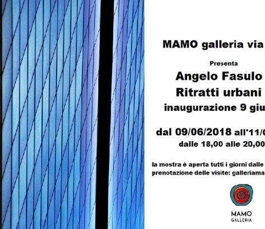 Angelo Fasulo – Ritratti urbani