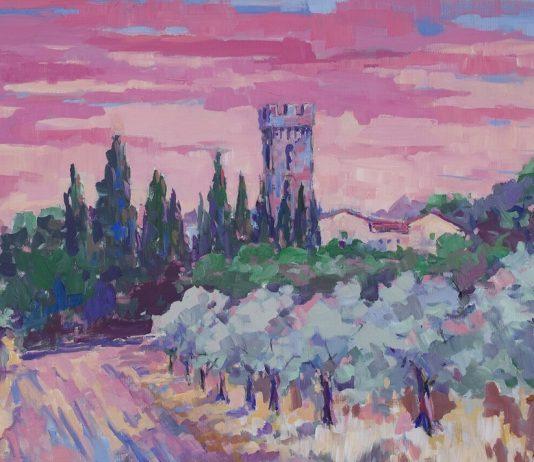 Bertini – De rerum pictura. Poesia e colore di un luogo senza tempo