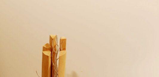 Bosco magico. Gli alberi sciamanici di Paolo Martellotti