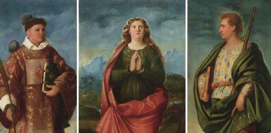 Cariani – Il trittico di Locatello