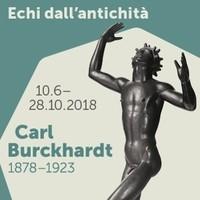 Echi dall'antichità. Carl Burckhardt (1878-1923). Uno scultore tra Basilea, Roma e Ligornetto