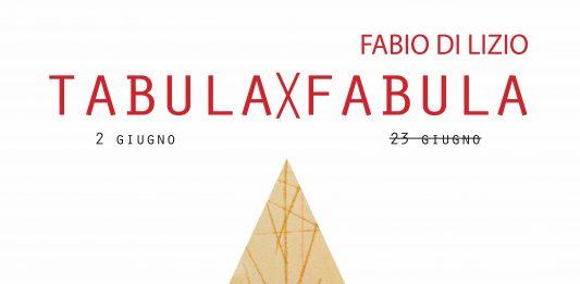 Fabio Di Lizio – Tabula fabula