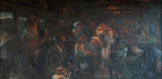 Gaele Covelli –  Davanti al quadro