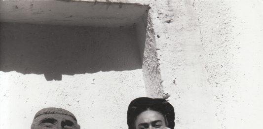 Gisèle Freund – Frida Kahlo e  Diego Rivera