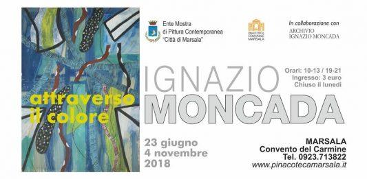Ignazio Moncada – Attraverso il colore