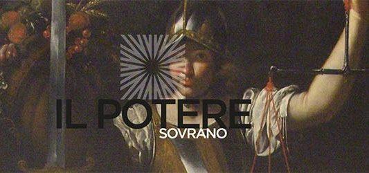 Il potere sovrano, tra parole e arte