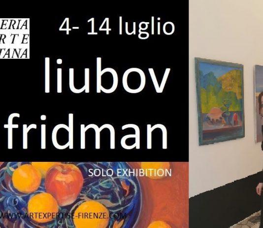Liubov Firdman, pittrice
