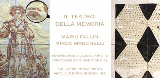 Mario Fallini / Mirco Marchelli – Il Teatro della Memoria
