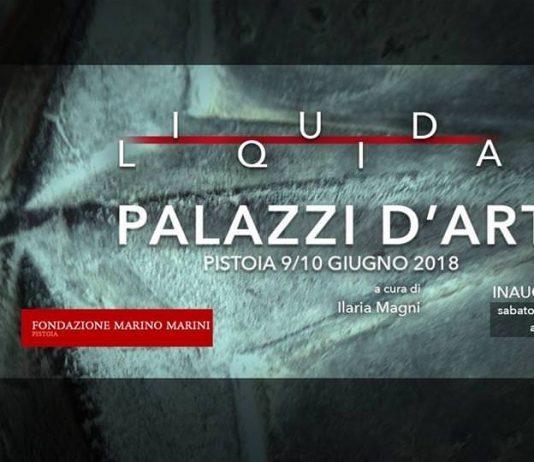 Palazzi d'arte 2018  – Liquida