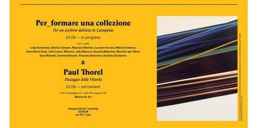 Per_formare una collezione. Per un archivio dell'arte in Campania