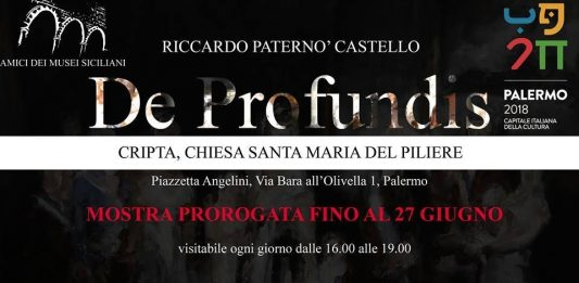 Riccardo Paternò Castello – De Profundis