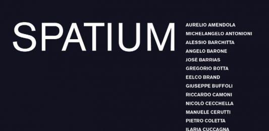 Spatium. Le stanze del Contemporaneo