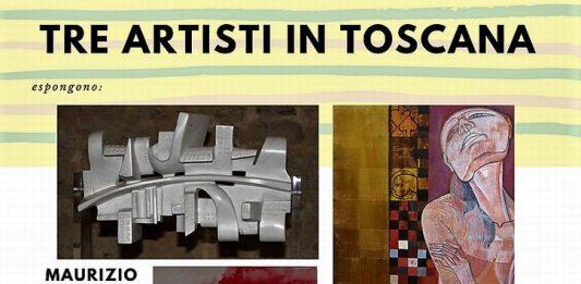Tre Artisti in Toscana