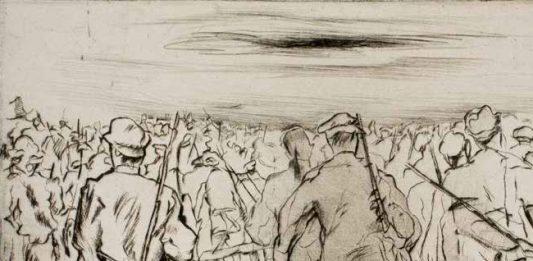 Anselmo Bucci – La Grande Guerra attraverso l'opera incisa