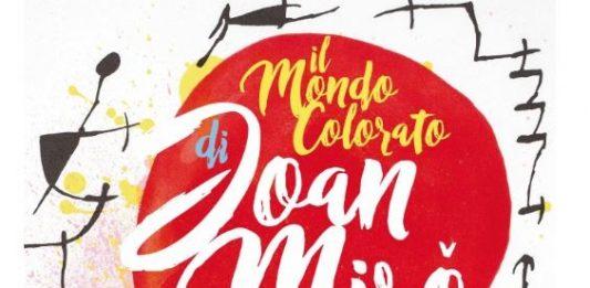 Il mondo colorato di Joan Miró