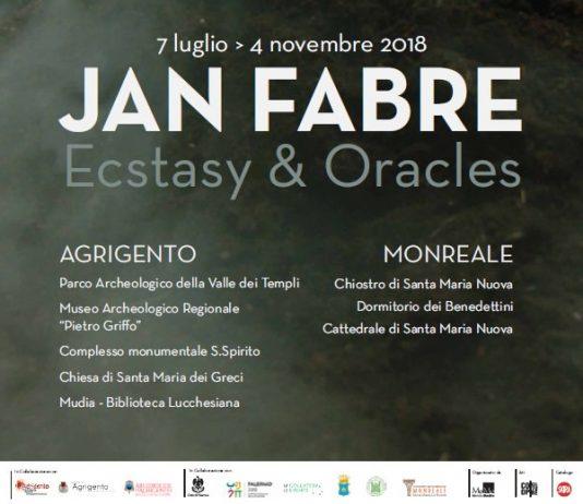 Jan Fabre – Ecstasy & Oracles
