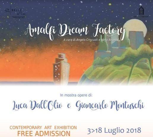 Luca Dall'Olio / Giancarlo Montuschi  – Amalfi Dream Factory