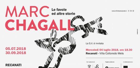 Marc Chagall – Le favole ed altre storie