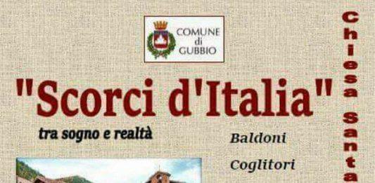 Scorci d'Italia tra sogno e realtà