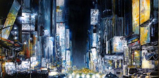 Ziv Cooper – City Lights
