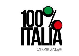 100%Italia. Cent'anni di capolavori