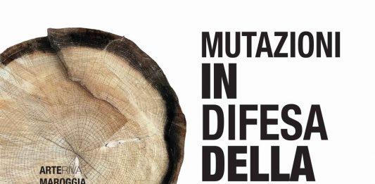 Arte Riva Maroggia Mutazioni – In difesa della Natura.