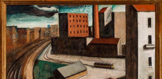 Mario Sironi – Dal Futurismo al Classicismo 1913-1924