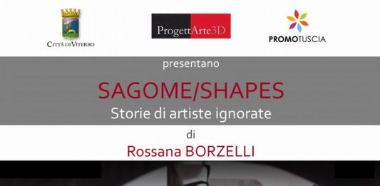 Rossana Borzelli – Sagome, storie di artiste ignorate