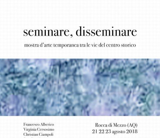 Seminare, disseminare