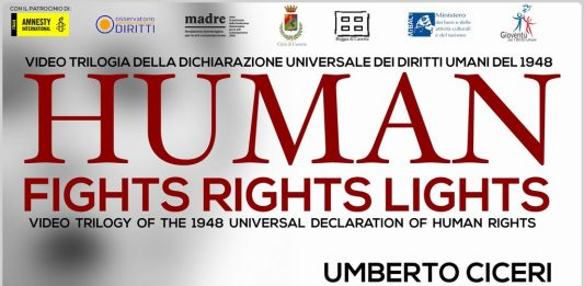 Umberto Ciceri – Human fights rights lights