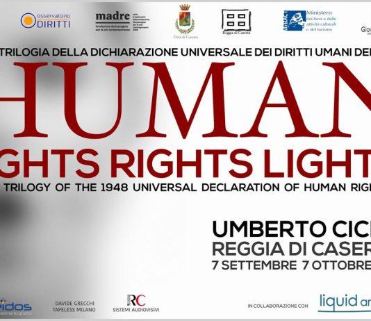 Umberto Ciceri – Human fights rights lights