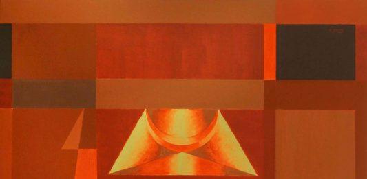 Antonio Salzano – Le luminose forme del Divino Cosmico Alfabeto