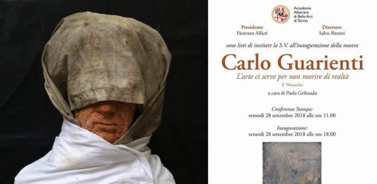 Carlo Guarienti – L'arte ci serve per non morire di realtà