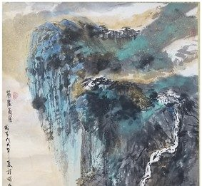 Chinese Rice Paper and Painting