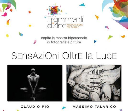 Claudio Pio / Massimo Talarico – Sensazioni oltre la Luce