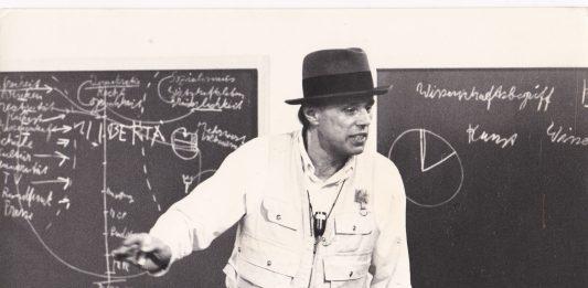 Costellazione #2: Joseph  Beuys – Viaggi in Italia