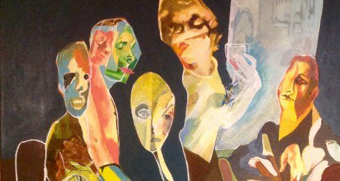 David Whitfield – Reflections: Interpretations