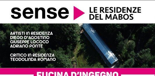 Diego D'agostino / Giuseppe Lococo / Adriano Ponte – Fucine d'Ingegno. Residenze Sense