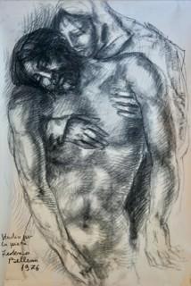 Federico Bellomi – Colore segno, dai paesaggi alle opere sacre