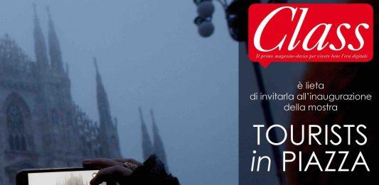 Francesco Allegretti – Tourists in Piazza