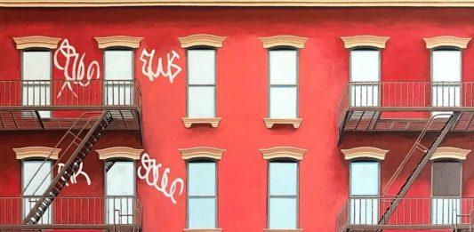 Marta Mezynska – Walking in NY