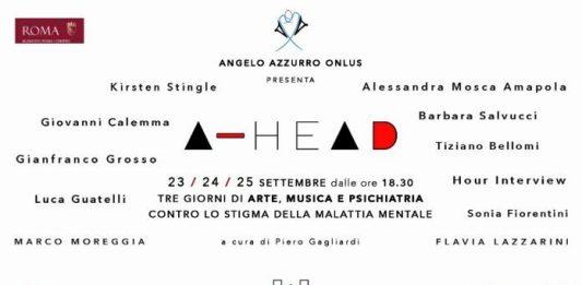 Progetto A-head. Arte, Musica e Psichiatria