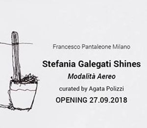 Stefania Galegati Shines – Modalità Aereo