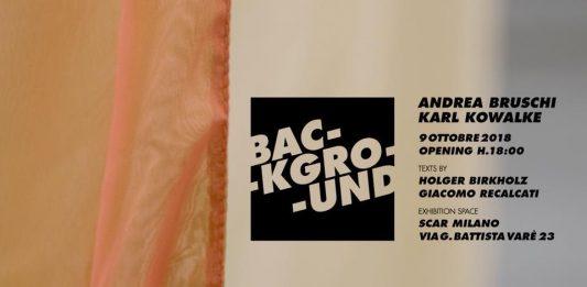 Andrea Bruschi / Karl Kowalke – Background