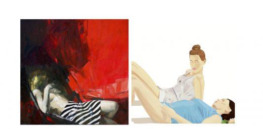 Antonio Tamburro / Mario Sughi – Pittura sferzante e silenziosa
