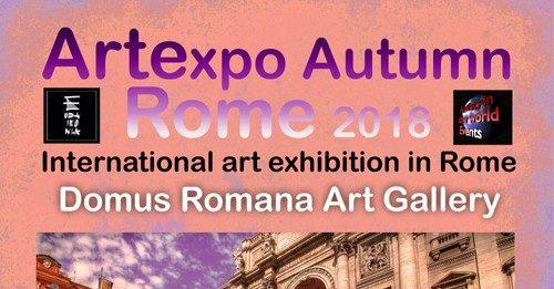 Artexpo Autumn Rome 2018