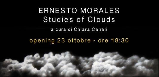 Ernesto Morales – Studies of Clouds