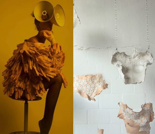 Esplorando i limiti tra costume design e arti visive