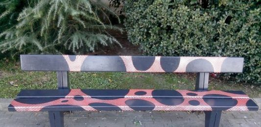 Flusso vitale : l'arte di Maria Bruno-Sisterflash tra scena urbana e sperimentazione
