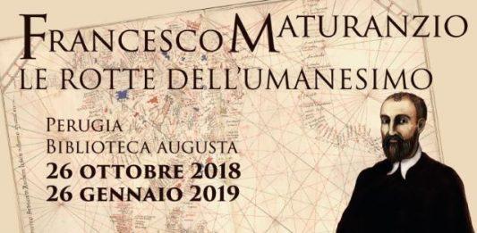 Francesco Maturanzio. Le rotte dell'Umanesimo
